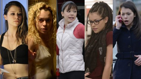 Orphan Black - The Clones