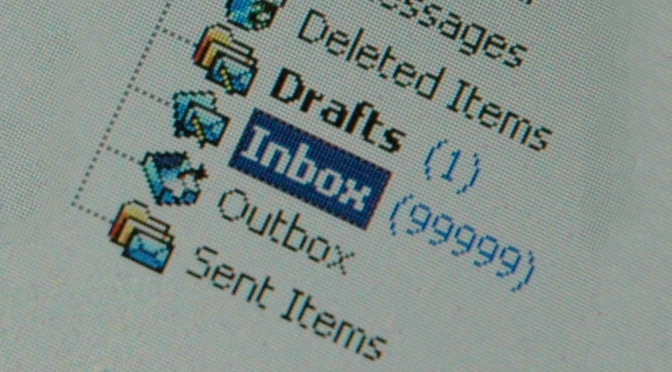 Taking control of your inbox with Microsoft Outlook