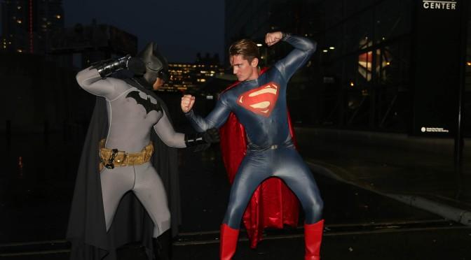 Batman vs Superman in 69 words or less
