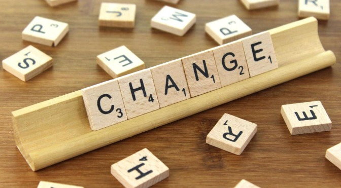 More change