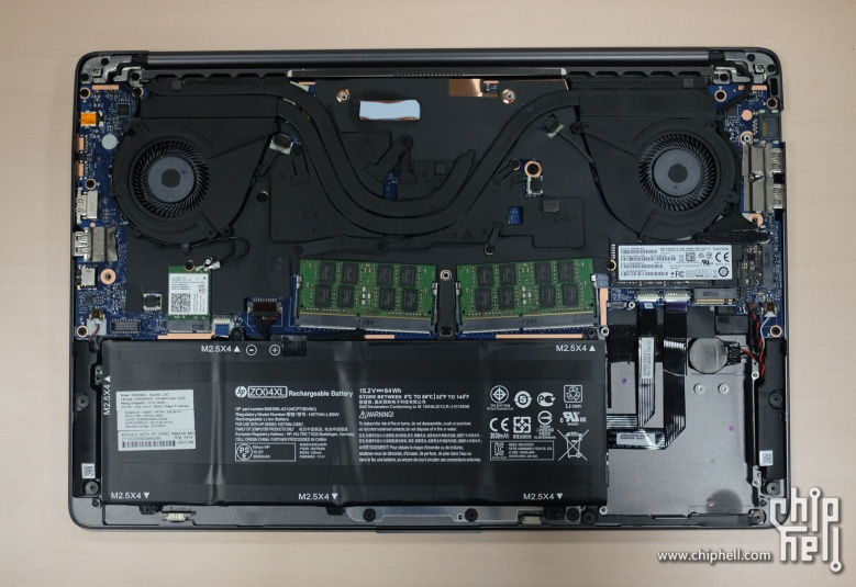 HP-Zbook-Studio-15-G3-Disassembly-4