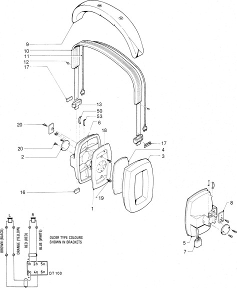 Beyerdynamic-spare-parts